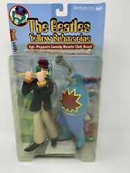 Beatles Yellow Submarine 2000 McFarlane All 4 Figures NIB Sealed!