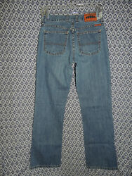 Size 228 Lucky Brand{40} Women's Low Rise Easy Fit Flare Leg Denim Blue Jeans