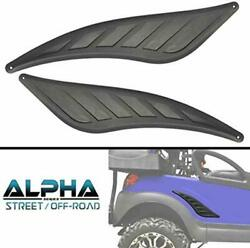 ALPHA Body Rear Accent Trim Kit for Club Car Precedent Golf Cart $25.95