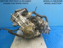 ENGINE FOR REPLACEMENT PARTS HONDA CBR 600 F SPORT 2001 2002