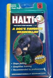 Halti Dog Headcollar Size 0 Miniature Dachshunds Toy poodles Yorkies New  $12.00