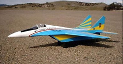 Mig 29 70mm Kit plane RC planes remote control aircraft airplane for adults kits $288.00
