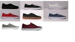 VANS CLASSIC AUTHENTIC NEW Sizes 3.5-15 Canvas Free Fast Shipping $49.99