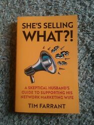 Farrant Tim-She`S Selling What?! BOOK NEW