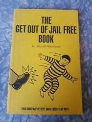 The Get Out of Jail Free Book by Maxwell Hutchkinson $11.99