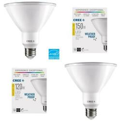 CREE LED Bulb Spot Flood Light Dimmable Lighting Indoor Outdoor 120W150W PAR38