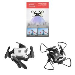 KY902 Mini Quadcopter Drone Foldable 4K HD Altitude Hold 3D Flipping RC Toys $32.86