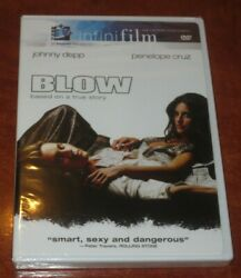 NEW --  Blow (DVD 2001) sealed