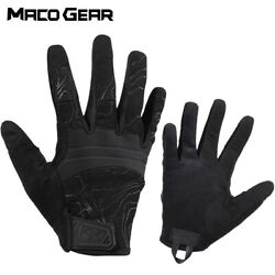Touch Screen Full Finger Gloves Tactical Airsoft Military Hunting Shooting Gear $20.99