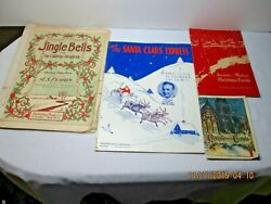 Vintage Christmas Sheet Music  Check Out the Photos