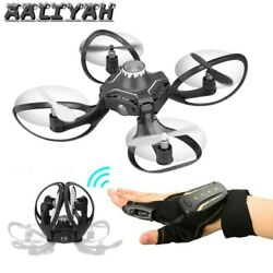 Glove Controlled Drone Quadcopter with Camera 480P Aerial photography RC... $80.00