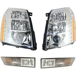 Auto Light Kit Left-and-Right GM2502348 GM2503348 GM2592163 GM2593163 LH