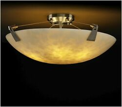 Justice Design Group CLD-9634-35 Clouds 8 Light 39