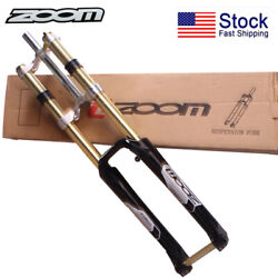 MTB Bicycle Suspension Fork 26er DH680 TA MTB Downhill Fork 1 1 8quot; Threadless $160.99