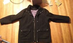 Gently Worn Calvin Klein Mens Wool Winter Coat XL