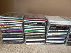 80 CD LOT ~ CLASSIC ROCK BEATLES HEART ELO HENDRIXJOPLINBEACH BOYSZZ TOP
