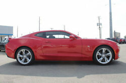 2020 Chevrolet Camaro 2DR CPE LT 2DR CPE LT New Coupe Manual Gasoline 6.2L 8 Cyl RED HOT