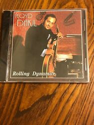 Rolling Dynamite Floyd Dakil 2010  Out Of Print Rare