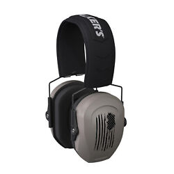 Walker#x27;s Razor Slim Passive Safety Ear Muffs FDE American Flag $19.99