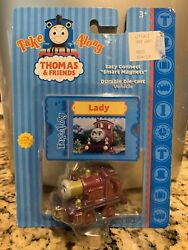 New Unopened Thomas Train and Friends Die Cast Take Along Lady