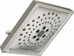 Delta 52684-SS 3-Spray H2Okinetic Shower Head in Stainless $95.00