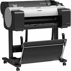 Canon TM 200 24quot; Plotter Printer w stand $2054.85