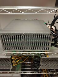 Used Bitmain Antminer E3  No Power Supply. Great for mining ETH.