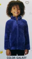 32 Degrees Girls#x27; Long Sleeve Faux Fur Fleece Size XS 5 6 $10.99