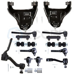 For 99-03 Chevy Blazer S10 4WD 14PC Complete Front Suspension Control Arm Kit $193.84