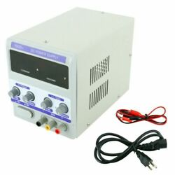 0-15V DC Adjustable Regulated  Power Supply Mobile Phone Repair LED Display 0-2A $38.99