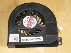 Original Dell GPU VIDEO CARD FAN for PRECISION M4800 Workstation Laptop 00WGVF C $12.95