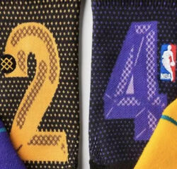 Stance Kobe Bryant quot;THE FINAL STANCEquot; 1996 2016 Lakers Sz Large 9 12 Socks NEW $149.00