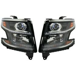 GM2503406 GM2502406 HID Headlight Lamp Left-and-Right for Chevy HIDxenon Tahoe $2,128.30