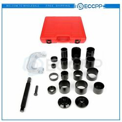 21PCS Ball Joint Auto Repair Tool Service Remover Installer Master Adapter Kit $65.98