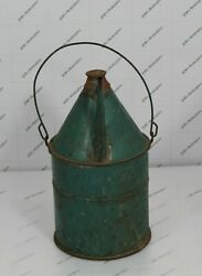 Vintage Oil fill can $35.00