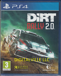Dirt Rally 2.0 PS4 PlayStation 4 Brand new Factory Sealed $18.99