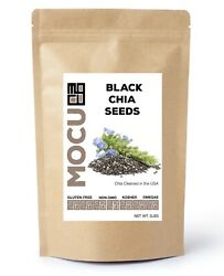 3 LB 100% PURE PREMIUM BLACK CHIA SEEDS VEGAN GLUTEN FREE Non GMO GROWN ORGANIC $14.99