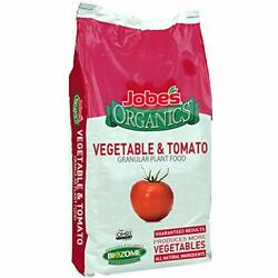 Vegetable amp; Tomato Granular Plant Food Fertilizer for Healthy Plant Grow 16lbs $60.99