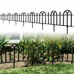 Victorian Garden Border Fencing Set 8 Feet long x 10 inches high $18.99
