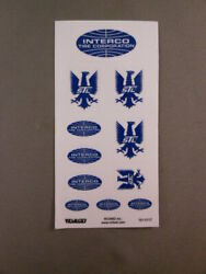 RC4WD 1 10 Scale Interco Tires Thornbird Sticker Sheet 11 SMALL RC Body Decals $13.99