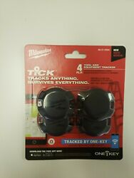 Milwaukee Tick 48-21-2004 One-Key Tool and Equipment Tracker (4 Pack)