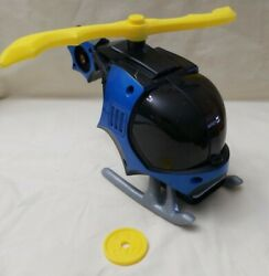 Fisher Price Imaginext DC Comic Super Friends Batcopter M5651 Batman Helicopter $28.00