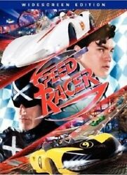 Speed Racer DVD (Widescreen Edition) (Free Shipping) $5.95