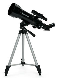 Celestron 70mm Travel Scope with Backpack $107.95