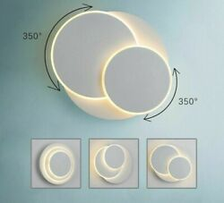 Wall Lamps Modern LED Bulb Round Lights Indoor Kitchen Hotel Serenity Decoration $85.99