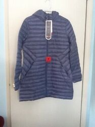 32 Degrees Women Pack able Ultra Light Down Jacket M With Tags $64.99