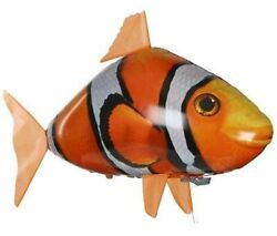Air Swimmers Remote Controlled Flying Clown Fish Nemo Flying GOING OUT BUSINESS $14.49