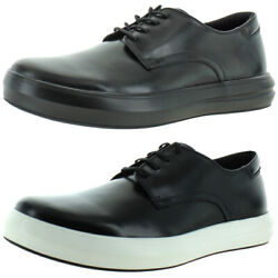 Kenneth Cole New York Mens The Mover Leather Formal Oxfords Sneakers BHFO 1289 $17.52