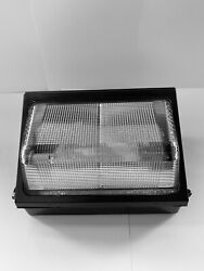 WALL PACK 150W COMMERCIAL LIGHT HID PSMH Dark Bronze 12500lms Volts 120 To 277
