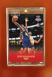 Zion Williamson Rookie Card  New Orleans Pelicans  Generation Next